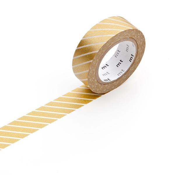 Masking Tape Rayures – or