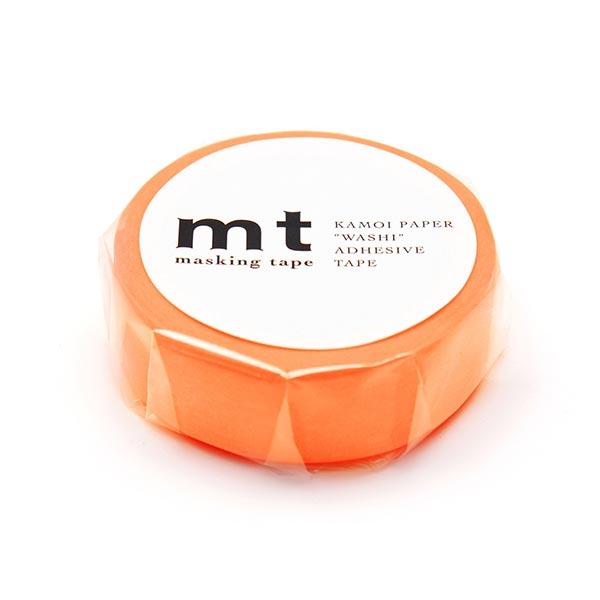 Masking Tape Uni – orange néon
