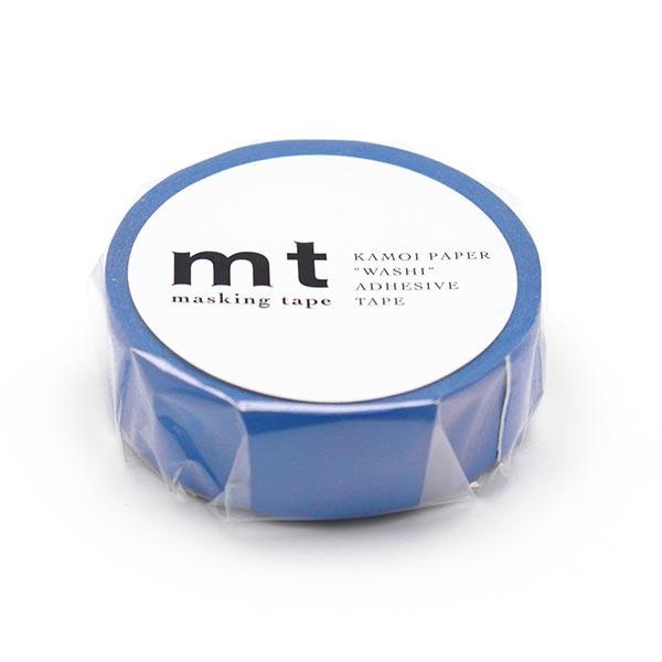 Masking Tape Uni – bleu