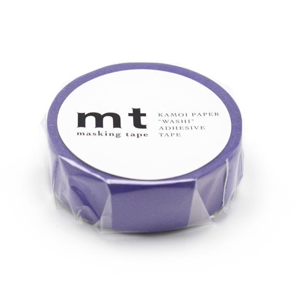 Masking Tape Uni – bleu roi