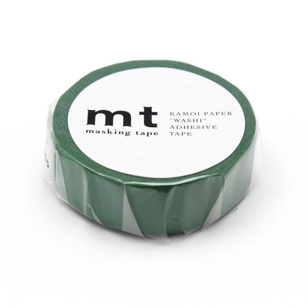 Masking Tape Uni – vert foncé