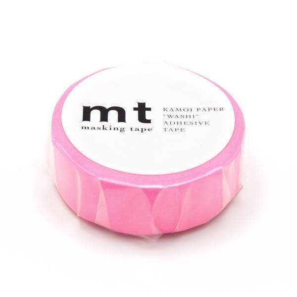 Masking Tape Uni – rose vif