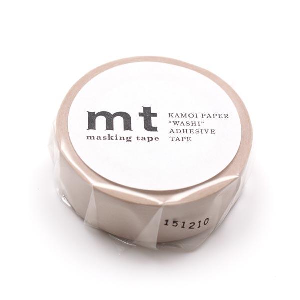 Washi Tape Pastell – braun | Masking Tape