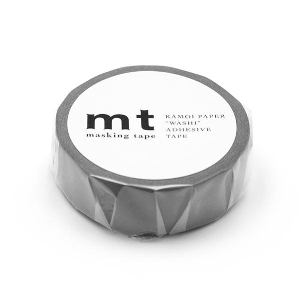 Washi Tape Matt – grau   Masking Tape