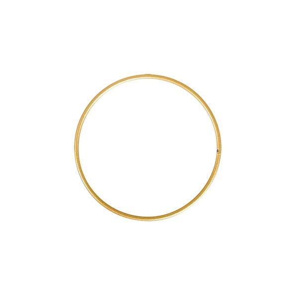 Metallring [ 10 cm ] | Rayher – gold