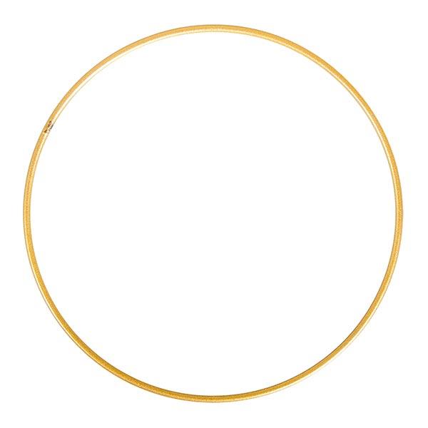 Metallring [ 25 cm ] | Rayher – gold