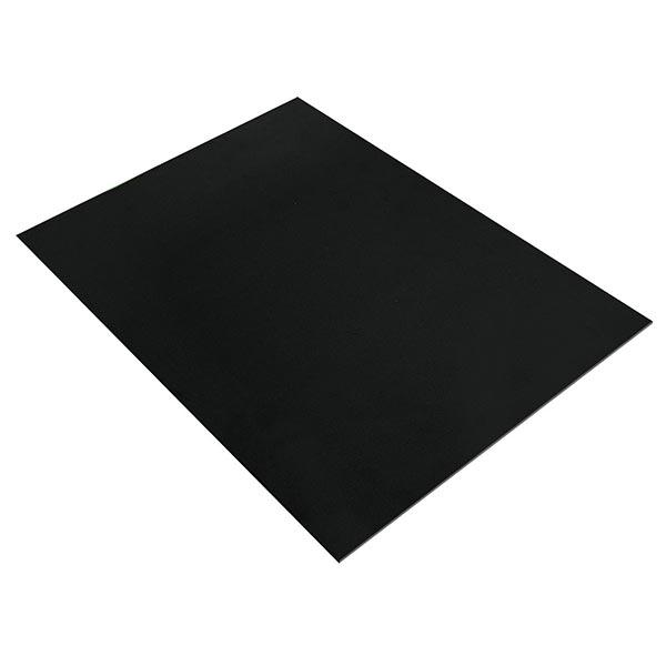 Caoutchouc mousse Plaque [ 20 x 30 cm ] | Rayher – noir