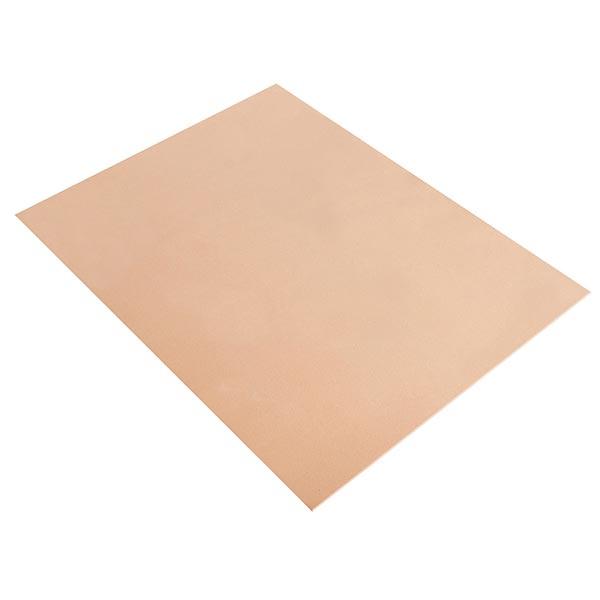 Caoutchouc mousse Plaque [ 20 x 30 cm ] | Rayher – beige foncé
