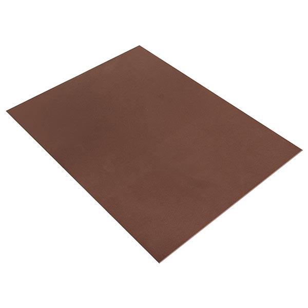 Caoutchouc mousse Plaque [ 20 x 30 cm ] | Rayher – marron foncé