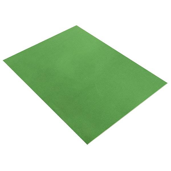 Moosgummi Platte [ 20 x 30 cm ] | Rayher – grün