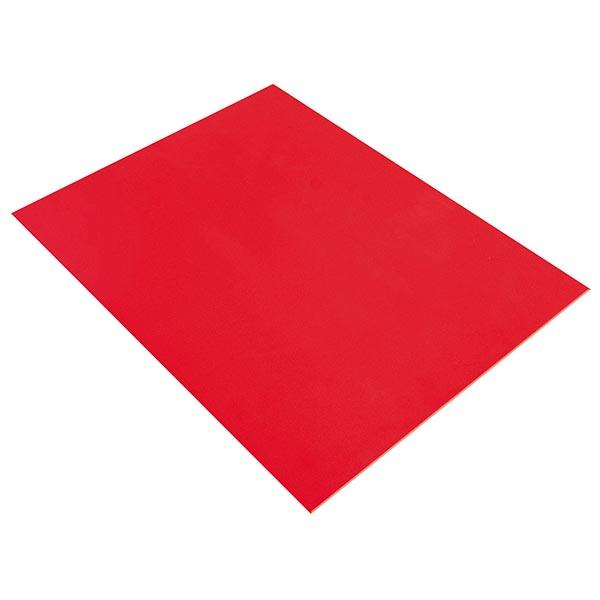 Caoutchouc mousse Plaque [ 20 x 30 cm ] | Rayher – rouge