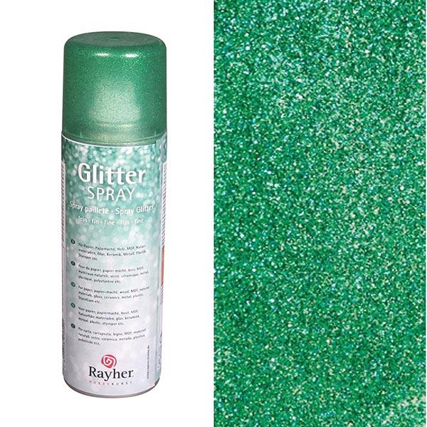 Spray scintillant[ 125ml ] – vert