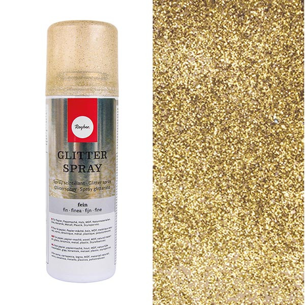 Spray scintillant [125 ml] – or