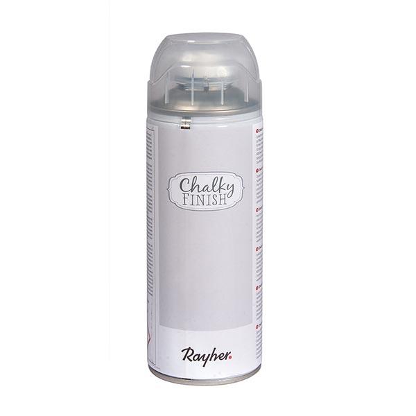 Chalky Finish Spray [ 400 ml ] | Rayher – gris clair