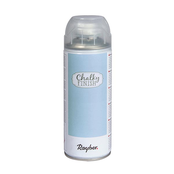 Chalky Finish Spray [ 400 ml ] | Rayher – gris bleu