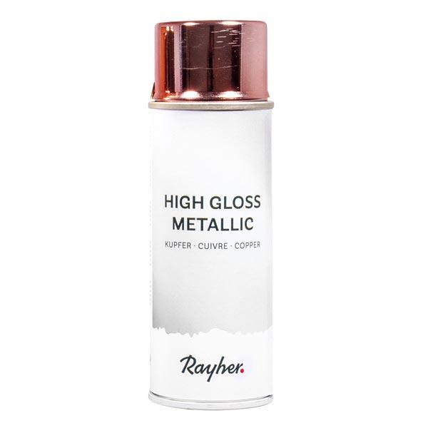 High gloss Metallic Spray [ 200 ml ] | Rayher – kupfer