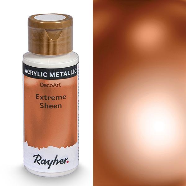 Peinture acrylique Extreme Sheen Métallisé | Rayher – bronze