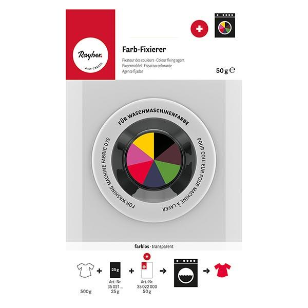 Farb-Fixierer für Waschmaschinenfarbe | Rayher