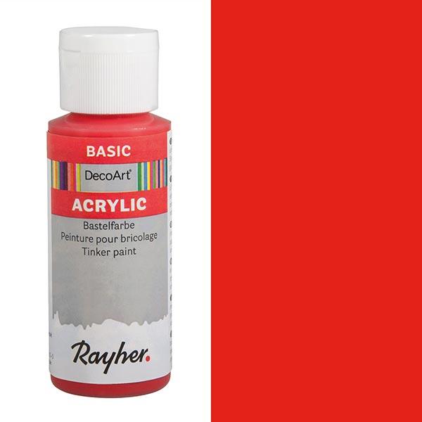 Peinture de bricolage acrylique [ 59 ml ] – rouge bordeaux
