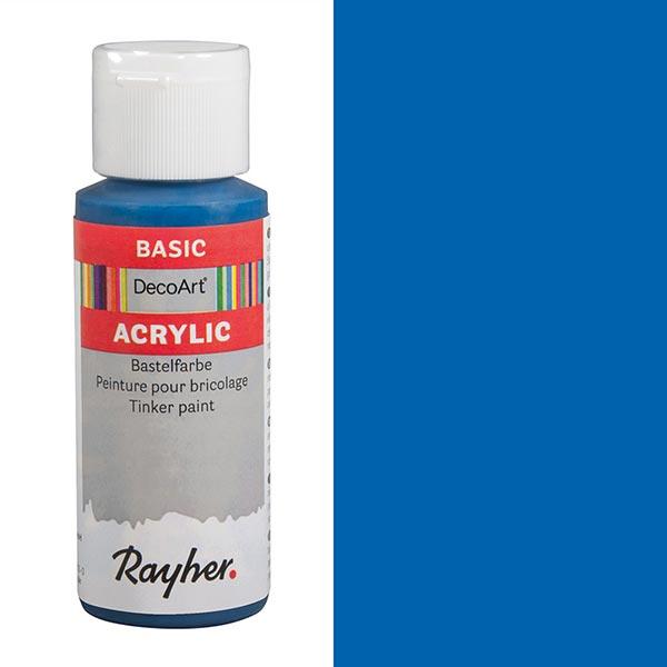 Acrylic-Bastelfarbe [ 59 ml ] – königsblau
