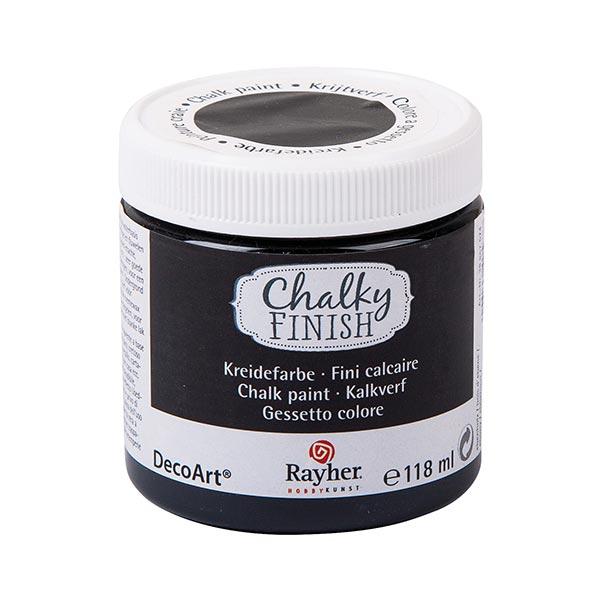 Chalky Finish [ 118 ml ] | Rayher – marron noir