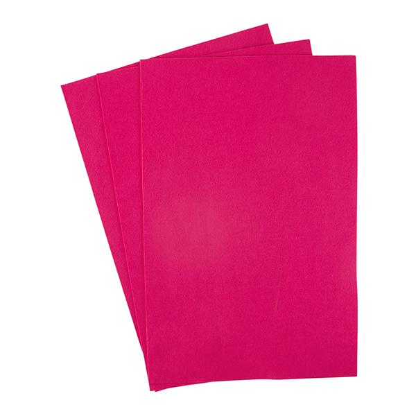 Filzzuschnitte [20 x 30 cm] – pink