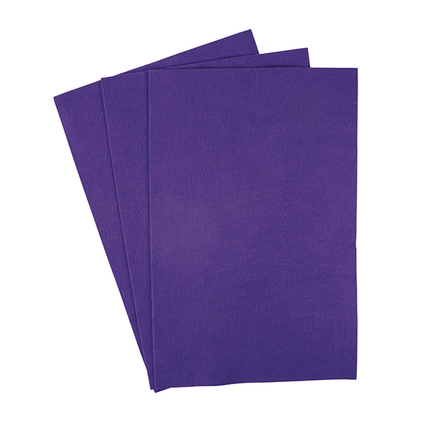 Filzzuschnitte [20 x 30 cm] – lila