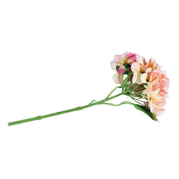 Hortensia Fleur artificielle | Rayher – rose vif