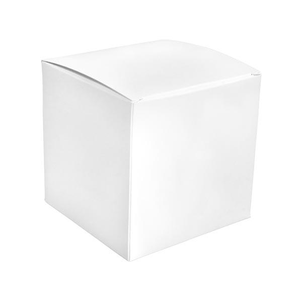 Boîte pliante Set [ 6 Pièces ] | Rayher – blanc