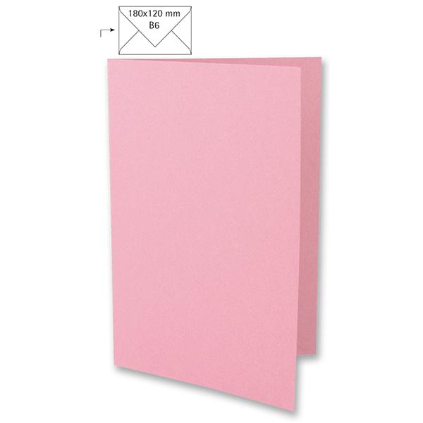 Carte B6 – rosé