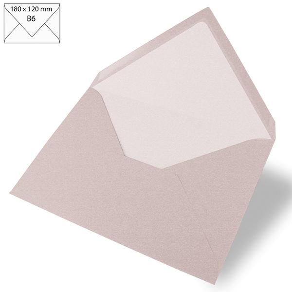 Enveloppe B6 – vase