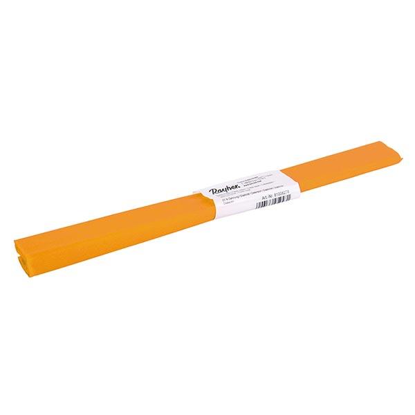 Crêpe de bricolage – orange