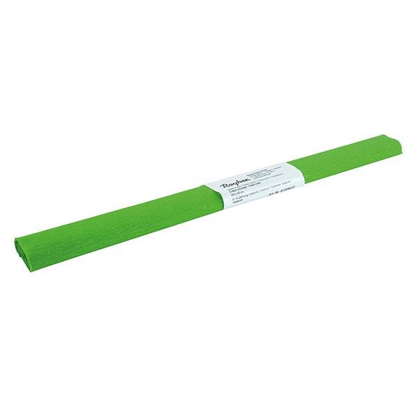 Crêpe de bricolage – vert tendre