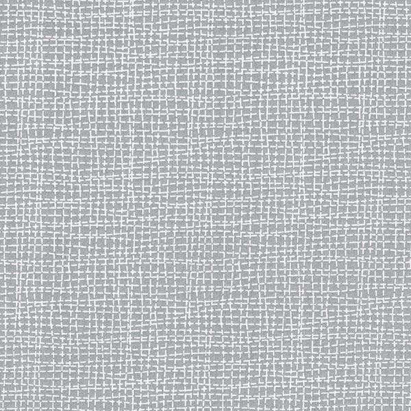 Tissu en coton Cretonne Lignes – gris