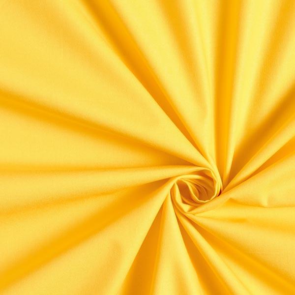 Tula Popeline coton GOTS – jaune