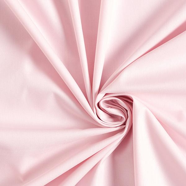 Tula Popeline coton GOTS – rose