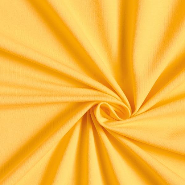 Tula Popeline jersey GOTS – jaune