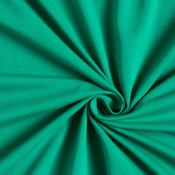 Tula Popeline jersey GOTS – vert