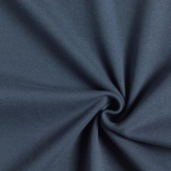 Tula Bord-côtes coton GOTS – bleu marine