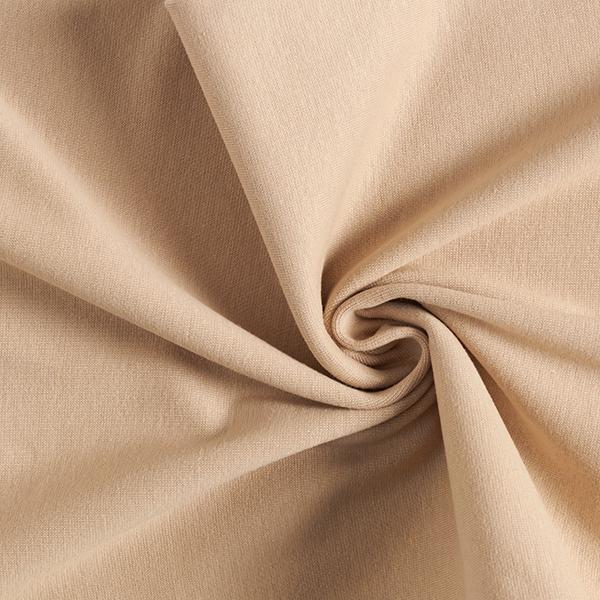 Tula Bord-côtes coton GOTS – beige