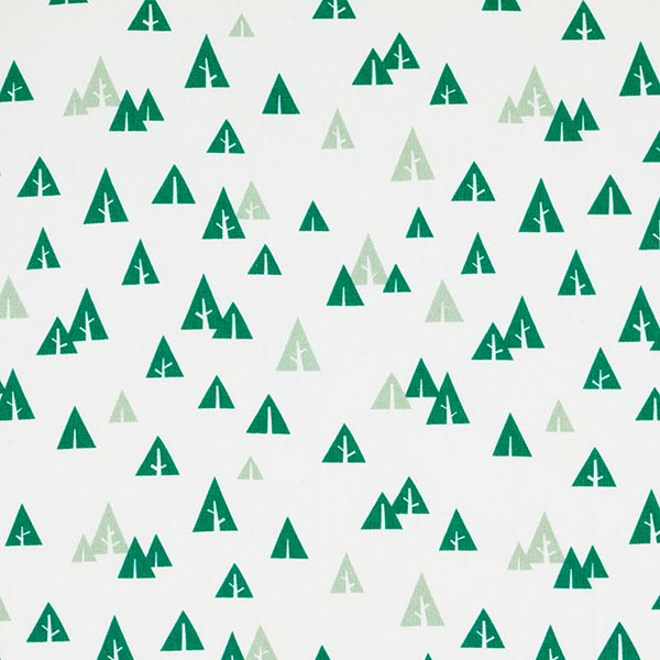 Tula Kids Baumwolle Sweatshirt Wald GOTS – wollweiss
