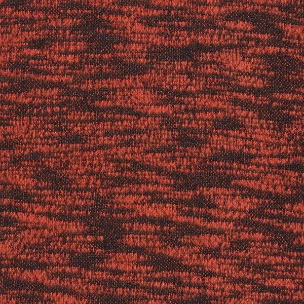 Weicher Polyesterstrick – terracotta