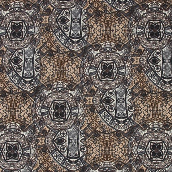 Feinstrick Inka – grau
