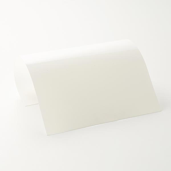 Film floqué film à repasser Din A4 – blanc