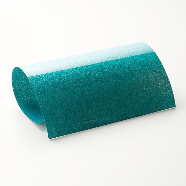 Film Flex paillettes Din A4 – turquoise
