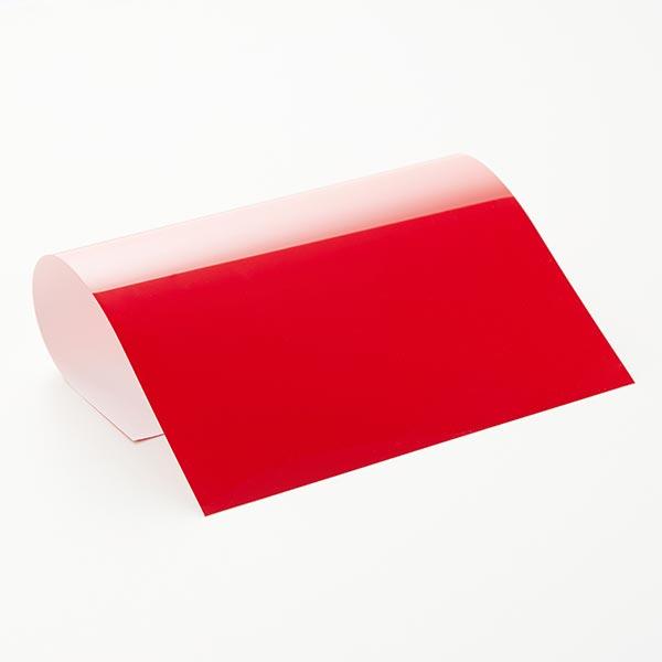 Flexfolie Din A4 – rot