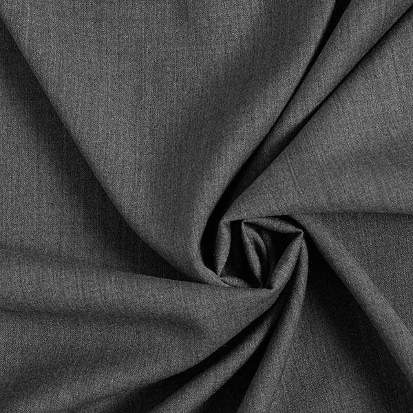 Tissus pour costumes et tailleurs 100% laine vierge unie – gris