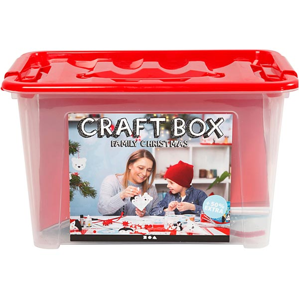 Craft Box Family Christmas