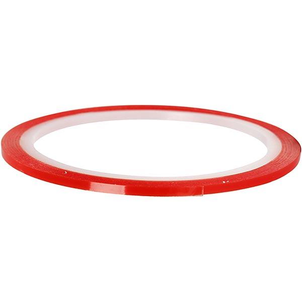 Spezial-Doppelklebeband,3mm [10m] – transparent
