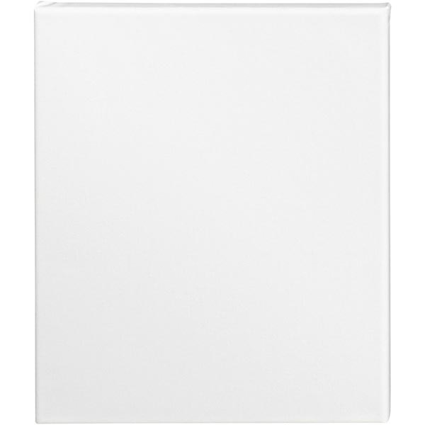 Artist Line Toile [Dimensions: 24cm x 30cm] – blanc